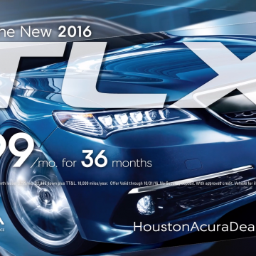 Dealership – Houston Acura Dealers – September