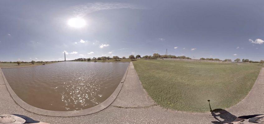 Mocha VR – Moving Video