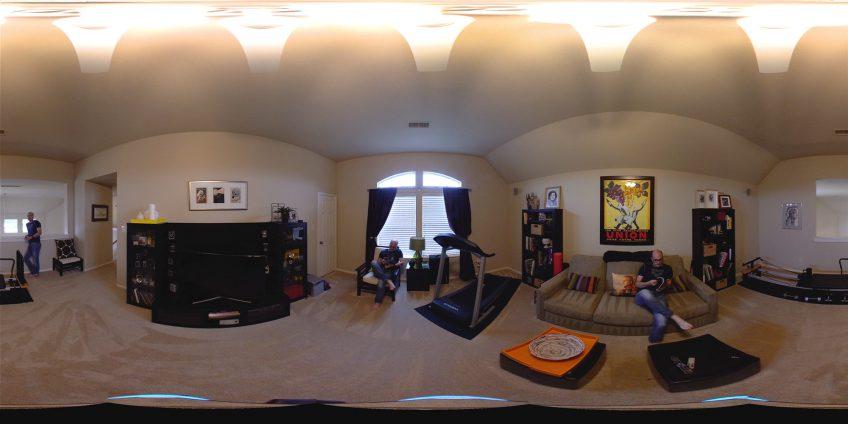 Single Camera Setup