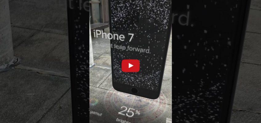 Apple ARKit will make advertising more immersive