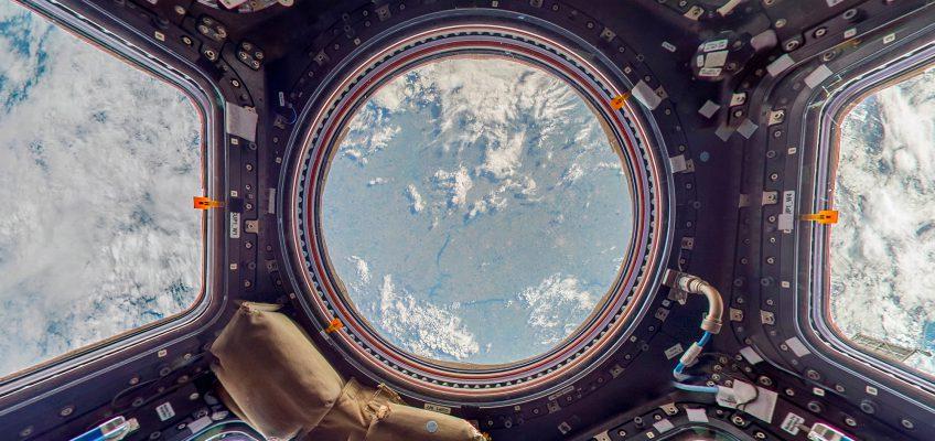 Google – ISS Street View