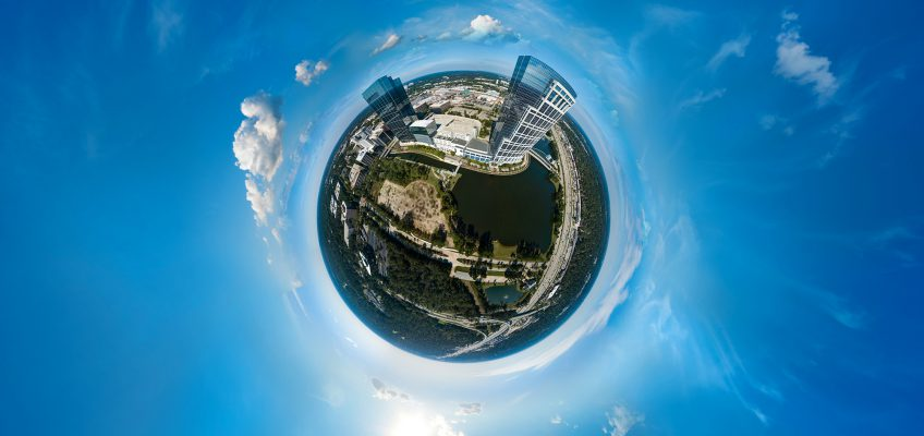 Woodlands Tinyplanet