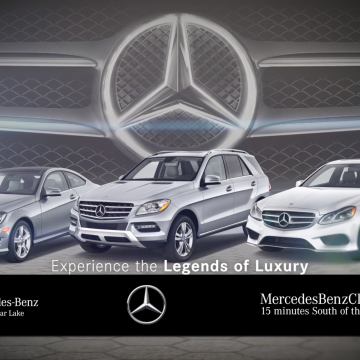Dealership – Mercedes-Benz Clear Lake – March