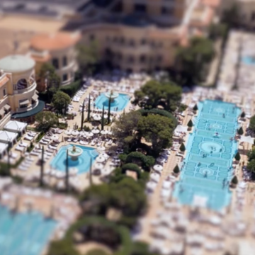 Las Vegas – Bellagio Pool