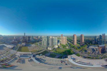 Insta360 Pro 2 Aerial Video
