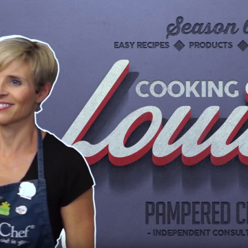 YouTube Channel – Cooking With Louise