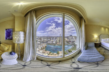The Fountain View Suite